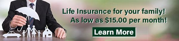 Get Life Insurance