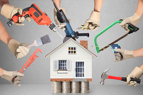 Budgeting for Home Improvements