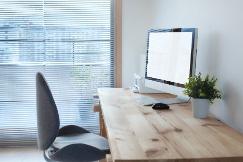 Save Money and Revamp Your Home Office